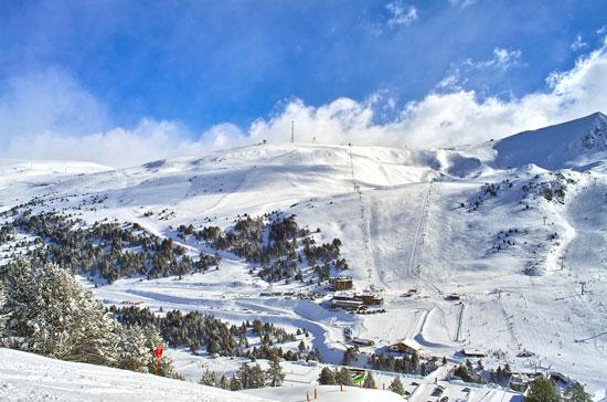 skigebied Grandvalira in Andorra