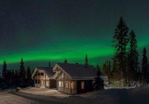 Geniet van je wintersport in Fins Lapland