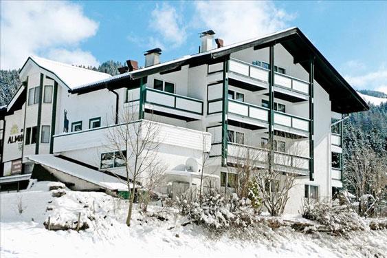 Wintersport Kirchberg