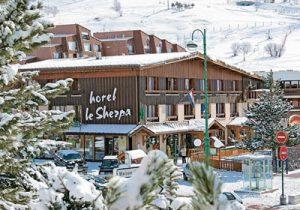 Wintersport hotel met gezellige sfeer en goede ligging