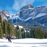Wintersport in italië met tieners!
