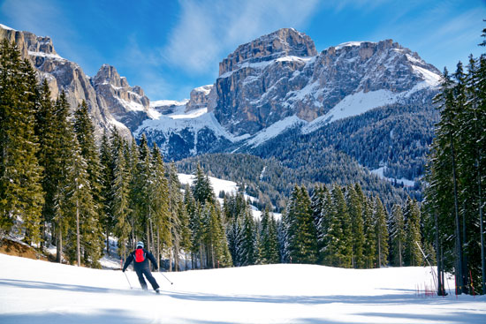 Val di Sole - skigebied Italië