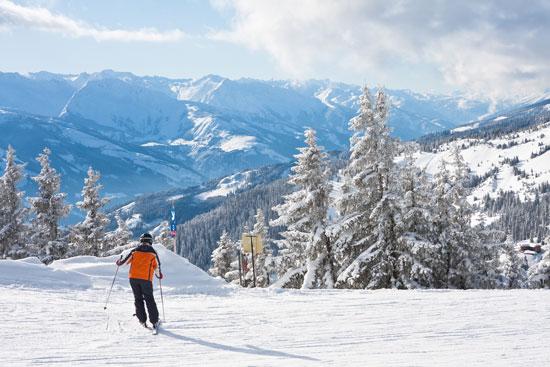 Zell am See wintersport met jeugd
