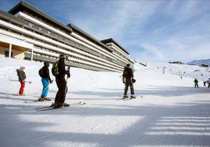 Skiën, zwemmen en gezelligheid in Les Trois Vallées