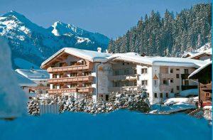 Wintersporten in Oostenrijk met tieners