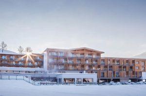 Wintersport bij grootste skigebied van Oostenrijk