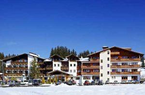 Wintersport Kirchberg met tieners