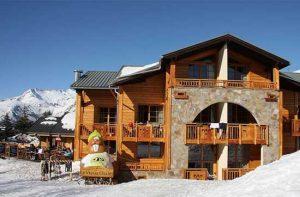 Skivakantie Les Deux Alpes voor jongeren