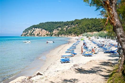 Zonvakantie in Griekenland met tieners