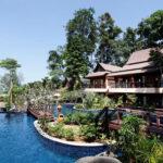 Luxe hotel met ontspannen sfeer in Thailand