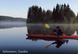 Je eigen Zweedse stuga in avontuurlijk en bosrijk gebied met prachtige meren