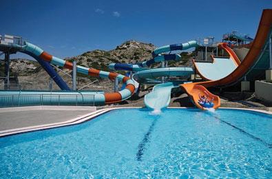 All-inclusive hotel in Kos met enorm zwemparadijs