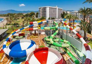 Heerlijke all-inclusive vakantie in Spanje met zwemparadijs