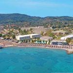All-inclusive hotel aan het strand van Corfu