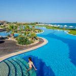 All-inclusive 5-sterrenhotel aan het strand van het zonnige Kos