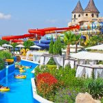 All-inclusive hotel in Sunny Beach met enorm waterpark