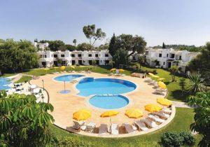 Heerlijke all-inclusive vakantie in Albufeira