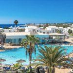Zonovergoten all-inclusive vakantie naar Lanzarote