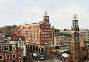 Gave stedentrip in Amsterdam