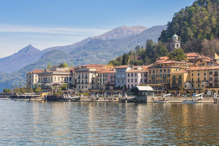 Ontdek het meer van Italië