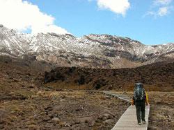 Backpacken door het prachtige Nieuw Zeeland