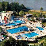 Rustig gelegen camping in Slovenië, met enorm glijbanen Funpark