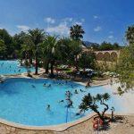 Leuke camping direct aan de Spaanse kust met drie zwembaden
