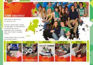 Vakantie in Nederland met tieners