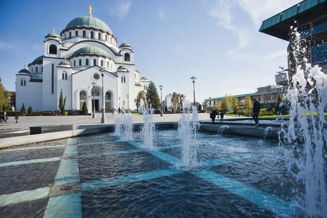 Citytrip Belgrado met tieners