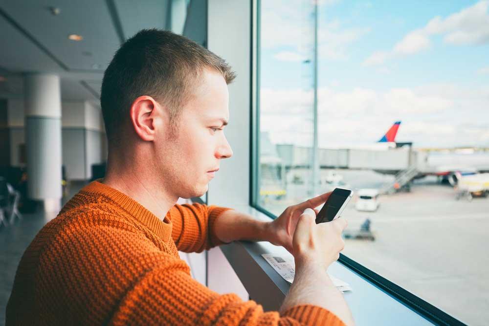 Schadevergoeding bij vliegtuigvertraging?