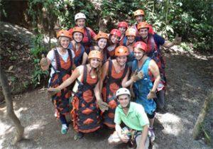 Ontdek het mooie Costa Rica met leeftijdsgenoten