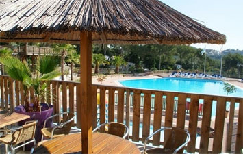 Camping in prachtige omgeving aan de Côte d'Azur