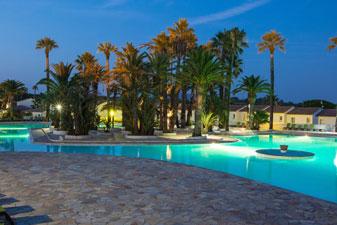 Luxe vakantiepark aan de Côte d'Azur met zwemparadijs