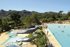 Veel mogelijkheden op deze mooie camping aan de Côte d'Azur