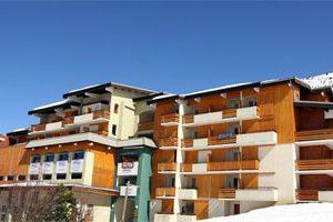 Wintersporten in dé uitgaanswijk van Frankrijk: Les Deux Alpes 1800!