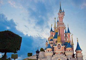 Leuke vakantie in Euro Disney
