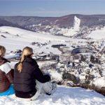 Leuke wintersport in Duitsland met subtropisch zwembad