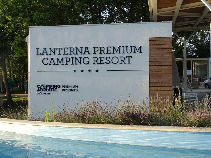 Ervaring camping Lanterna Premium Resort (Valamar) in Kroatië