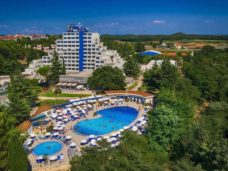 Hotel Kroatië met tieners