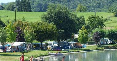 Leuke camping in de Alpen met tieners