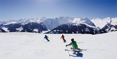 Wintersportvakantie in Gerlos met tieners