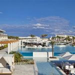Resort met privé zwembad in Kreta
