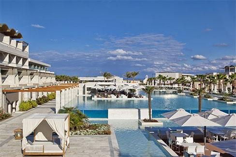 Resort met privé zwembad in Kreta