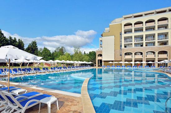 Vakantie Nessebar met zwemparadijs