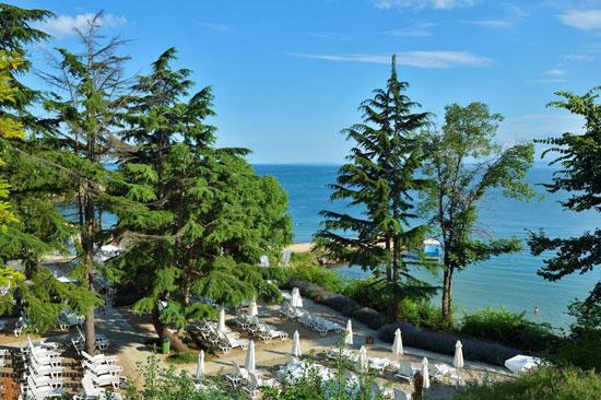Hotel Bulgarije met aquapark