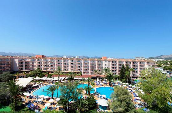 Vakantie Mallorca met animatie voor oudere jeugd