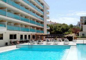 Prima hotel in het centrum van Salou