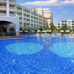 Prima hotel in Sunny Beach voor jongeren