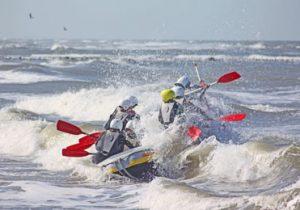 Kitesurfcamps en golfsurfcamps in Nederland