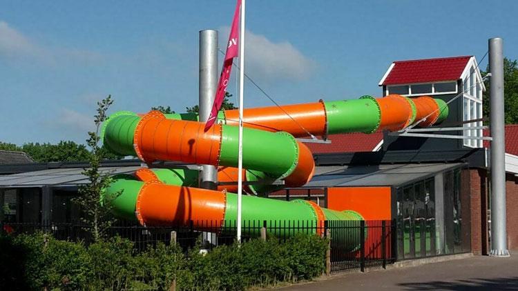 Luxe vijfsterren camping Nederland met tieners